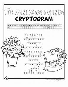winter cryptogram worksheets 19979 thanksgiving cryptogram woo jr activities
