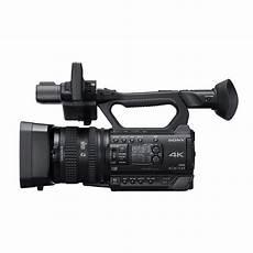 Sony Pxw Z150 4k Xdcam Camcorder Rule