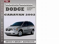 online auto repair manual 2002 dodge grand caravan parking system dodge caravan 2002 factory service repair manual download tradebit