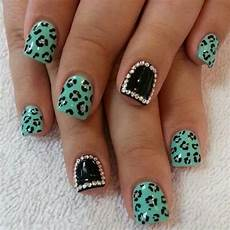 31 startling nail designs with diamonds naildesigncode