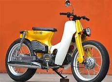 Modifikasi Honda 70 by Honda C70 Modifikasi