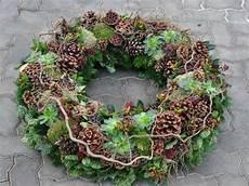 Wreath Nature Trauerfloristik Kr 228 Nze Buketts