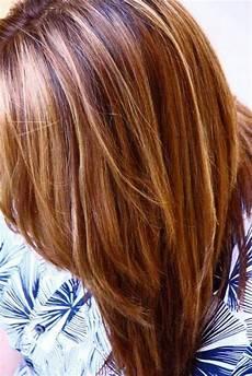 meche couleur cheveux cheveux couleur caramel pour raviver sa chevelure et