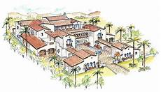spanish style house plans with central courtyard image result for santa fe style home luxury courtyard