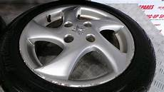 peugeot 206 98 09 set of 15 inch alloy wheels and tyres