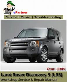 car repair manuals online pdf 2005 land rover lr3 electronic throttle control land rover discovery 3 lr3 service repair manual 2005 automotive service repair manual