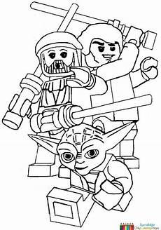 ausmalbilder lego wars 827 malvorlage lego
