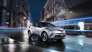 All New Toyota C HR  UK