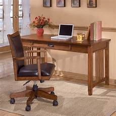 ashley furniture home office desks ashley furniture cross island large office desk in medium