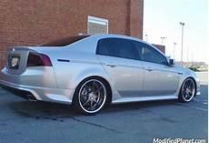 2005 acura tl a spec with 19 quot x 8 5 quot racing hart j8 wheels