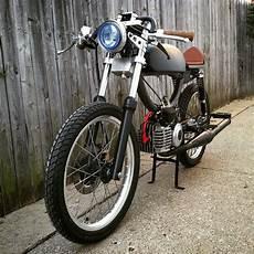 moped garage garage build custom top tank moped
