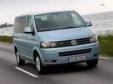 large volkswagen multivan t5 minivan prices and equipment