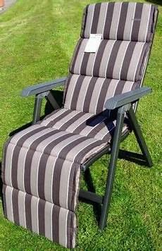 auflagen für relaxsessel kettler relaxauflage auflage mit vliesf 252 llung f 252 r borino