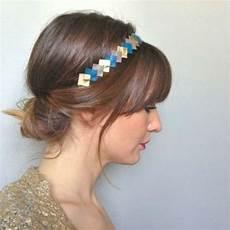 Coiffure Avec Un Headband Coiffure Simple Et Facile