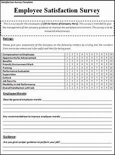 questionnaire free survey template word peerpex