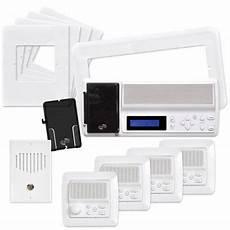 Ist Retro Intercom System Package 4 Rooms