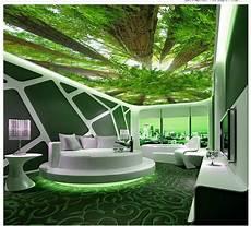 aliexpress com buy custom 3d photo wall paper forest sky