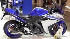 2017 Yamaha R3 Walkaround 2016 Eicma Milan