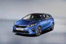 the kia ceed 2019 interior interior exterior and review heavily updated 2019 kia ceed breaks cover in geneva