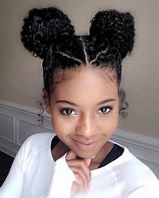 Easy Hairstyles For Black Hair