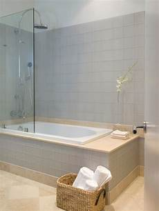 Badewanne Dusch Kombi - bath shower combo home design ideas pictures remodel and