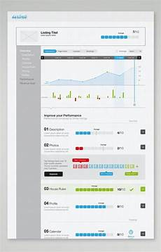 airbnb tableau de bord airbnb host analytics on the behance network d a s h b o
