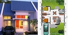 Rumah Type 45 Pengertian Denah Harga