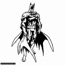 Batman Malvorlagen Novel Coloring Pages Comics Free Downloads