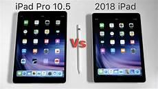2018 vs pro 10 5 comparison