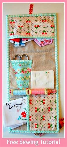 Patchwork Embroidery Mending Kit Free Sewing Tutorial