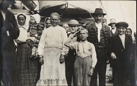 Italian Emigration To Usa