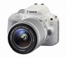 canon unveils eos 100d rebel canon eos 100d white 18 55mm is stm lens white