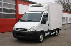 Iveco Daily 35s13 Refrigerated Vans For Sale Freezer
