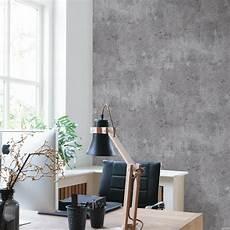 Vliestapete Beton Optik Grau Betontapete Industrial Loft