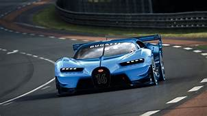 2015 Bugatti Vision Gran Turismo 5 Wallpaper  HD Car