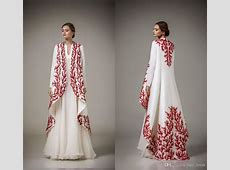 Arabic Kaftans Dresses 2019 Traditional Abayas For Muslim