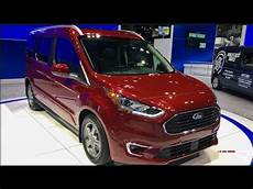 2019 ford transit connect redline look 2018