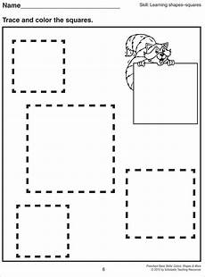 square tracing worksheet αναζήτηση preschool tracing tracing worksheets preschool