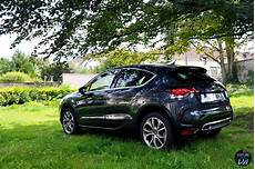 ds4 so chic image citroen ds4 so chic arriere