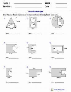 shapes areas worksheets 1036 geometry worksheets area and perimeter worksheets
