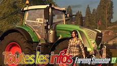 Farming Simulator 17 Toutes Les Infos