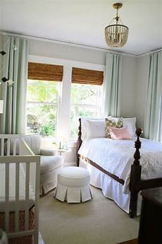 Apartment Therapy Blinds by A Traditional Nursery Just A Bit Of Pink