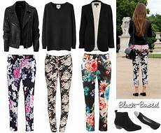 how to wear floral pants flip and style