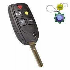 hqrp remote flip folding key fob shell keyless entry