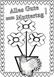Malvorlage Herz Muttertag Muttertag Ausmalbild Malvorlage Gru 223 Mit Herz Babyduda