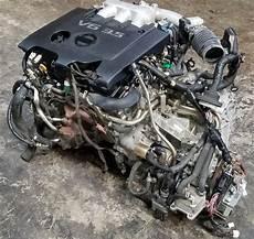 2008 nissan altima 3 5 engine vq35de jdm 2003 2007 nissan altima maxima murano quest 3