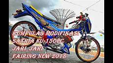 Modifikasi Fu 2018 by Kumpulan Modifikasi Satria Fu 150cc Jari Jari Fairing 2018