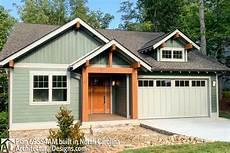 plan 89930ah 3 bedroom craftsman ranch craftsman ranch plan 69554am 3 bedroom craftsman ranch home plan ranch