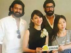 move over anushka shetty as prabhas does special thing for tamannaah bhatia prabhas cameo in