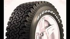 bf goodrich all terrain t a ko отзыв